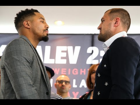 Watch Live! Ward Vs. Kovalev 2 Final Press Conference: Thursday, June 15 At 4pm ET/1pm PT