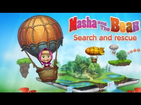 Masha And The Bear - Android Games - Best App For Kids