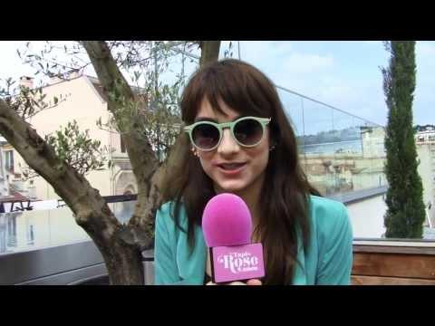 Cannes 2013: Les premiers pas de Sophie Desmarais