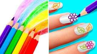 14 Summer Nail Art Ideas