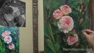 Английския роза. Урок Дениса Никонова