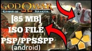 god of war 2 iso file for ppsspp