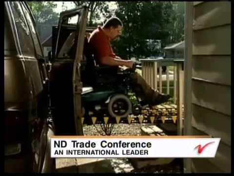 North Dakota Business Roll-A-Ramp® Sells on a Global Level