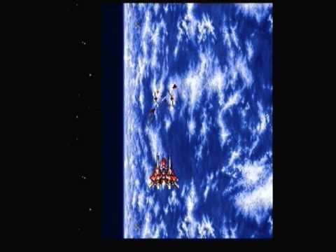 Galactic Attack (Sega Saturn)