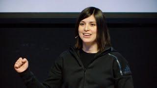Бегать и кричать  | Alla Filina | TEDxSadovoeRingWomen