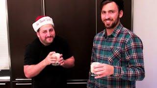 Homemade EggNog - Merry Christmas!