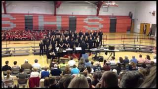 SHS Choir 2012 - Kookaburra