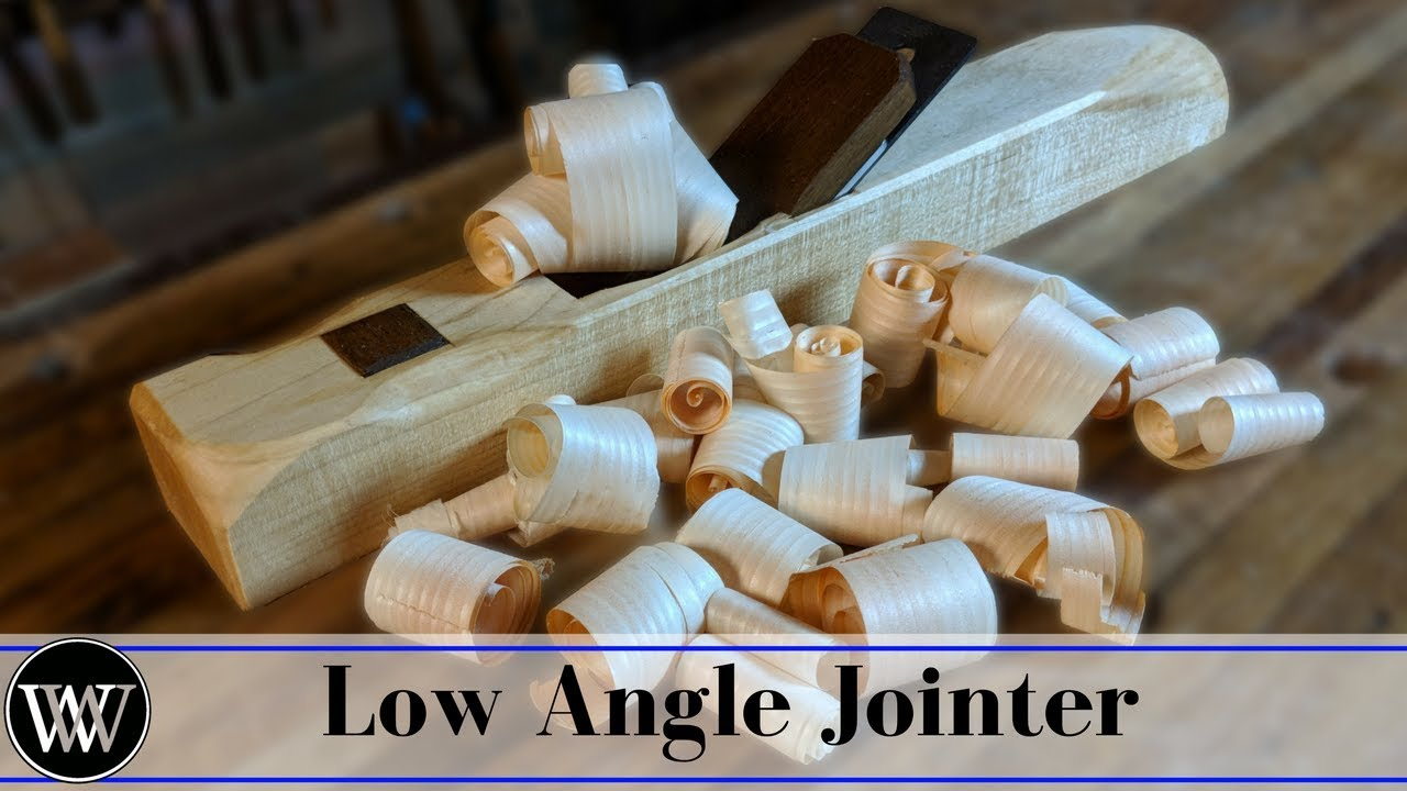 Wooden Jointer Plane Dimensions