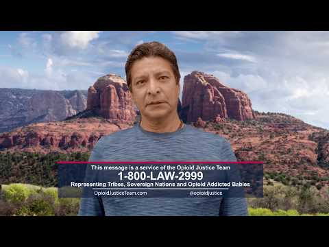 Native Americans Speak Out for Opioid Justice