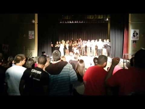 westland hialeah senior high school farewell act