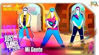 Just Dance Unlimited   Mi Gente