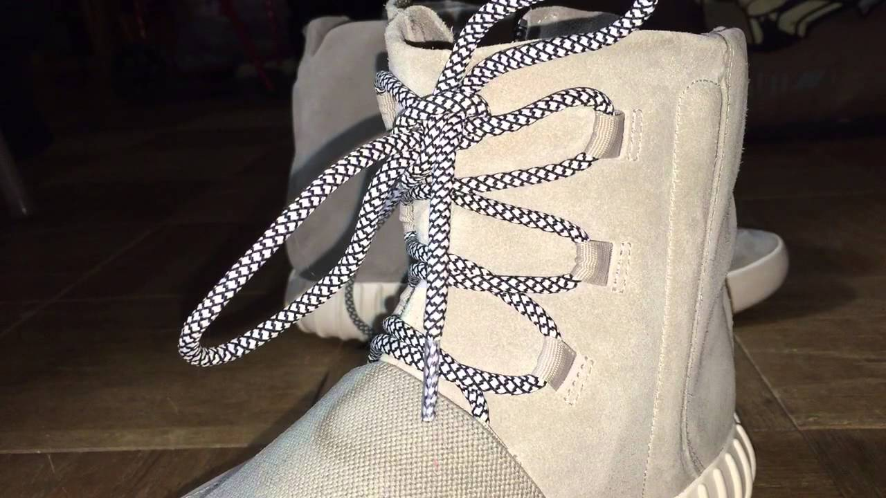 83bb785d95b79 Yeezy 750 Boost After Wear Review - YouTube