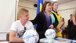 Олександр Зінченко зустрівся з фанатами в Англії!