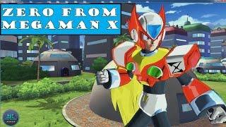 Dragon Ball Xenoverse - Zero mod (from Mega Man X)
