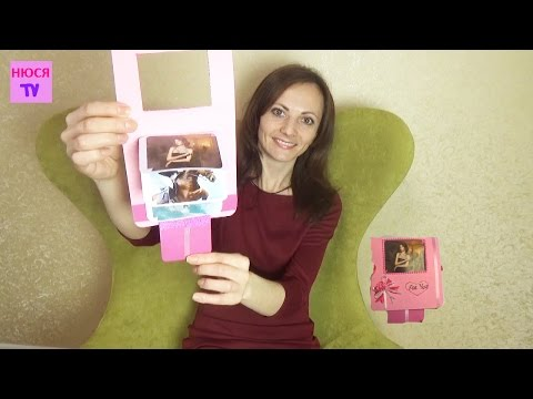 DIY ФОТО альбом идеи открыток для фотографий ПОДАРОК для друга