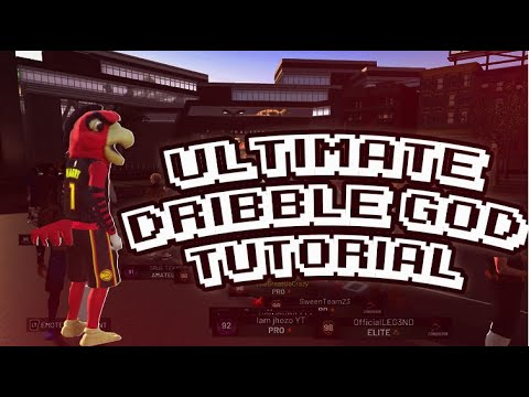 NBA 2K19 ULTIMATE DRIBBLE GOD TUTORIAL W/ HANDCAM! HOW TO BECOME A DRIBBLE GOD