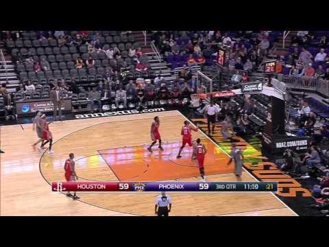 Houston Rockets vs Phoenix Suns | February 4, 2016 | NBA 2015-16 Season