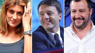 Fuorionda di Matteo Renzi sul tradimento della Isoardi: ecco cosa dice su Salvini
