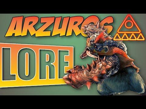 Monster Hunter World Lore: Arzuros thumbnail