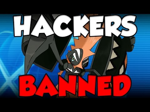 ✔ OVER 7,000 HACKERS BANNED IN POKEMON SUN AND MOON!
