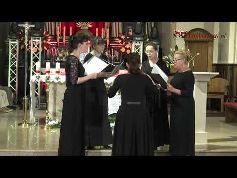 Koncert Scholi Gegoriańskiej Archidiecezji Łódzkiej