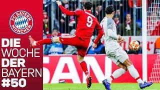 Nach CL-Aus: Voller Fokus auf die Bundesliga | Die Woche der Bayern | Ausgabe 50