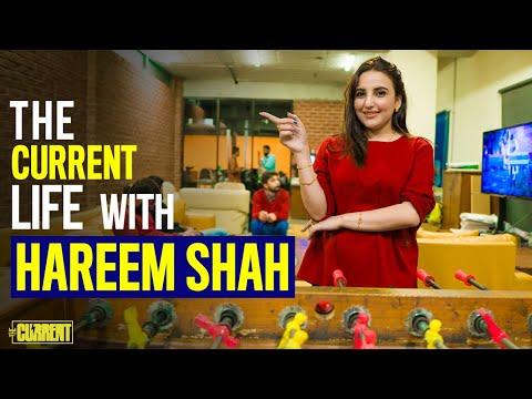 Hareem Shah   The Current Life