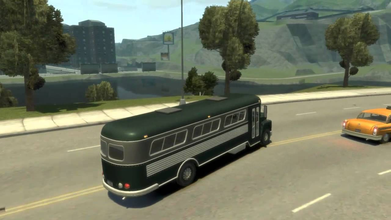 GTA 3 comes to GTA IV with the Grand Theft Auto III Rage