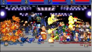 Little Fighter 2 Gameplay - GET REKT BOTS!
