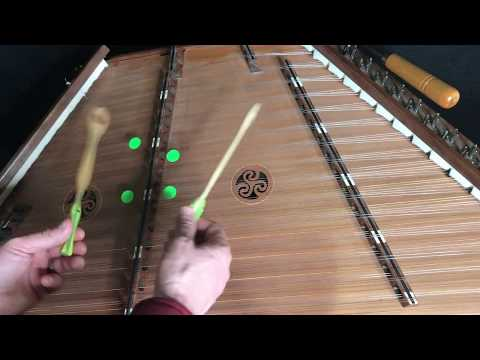 Lesson 3: Hammered Dulcimer - Triangle Chords