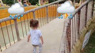 Maya Dev Parka Gitti Yağmur Yağınca Oyunu Yarıda Kaldı - Fun For Kids