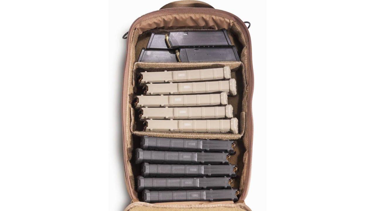 Tuff In Line Mag Bag Model 8807