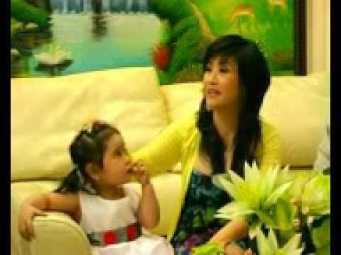 Kieu Oanh - Le Huynh va Be Yen Khang Tet 2012