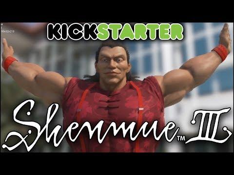 Shenmue 3 Dev Room Progress Report Vol. 3