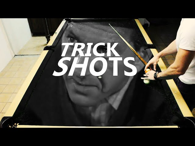 Trick Shots: A Game of Pool