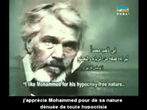 ce qu ils pensent de muhammad salla allah aleyhi wa salam