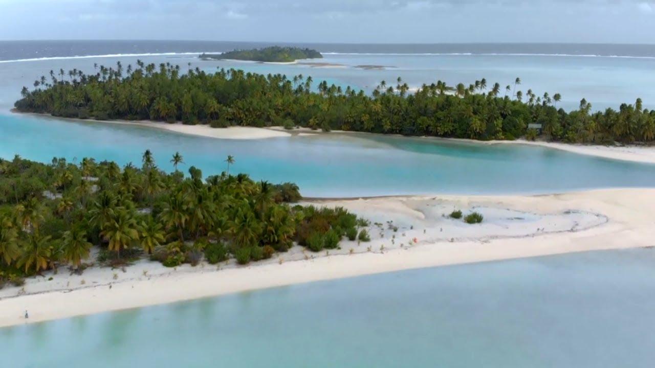 Casting at Shadows: Flats fly fishing for Aitutaki Bonefish