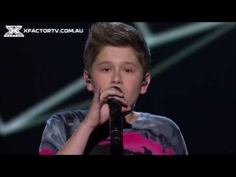Jai Waetford - The Only Exception - Grand Final - The X Factor Australia 2013 ( Song 1 )