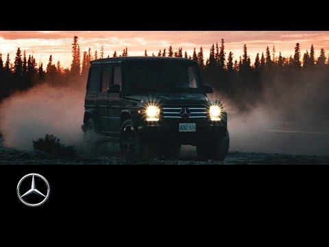 Mercedes-Benz G-Class: Epic road trip through Canada and Alaska