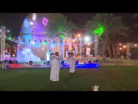 قناة اطفال ومواهب الفضائية مهرجان صامطة تحت شعار صامطة تبتهج السبت 10 ذي القعدة