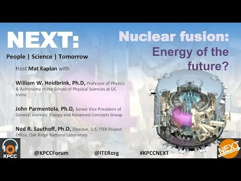 Is nuclear fusion the energy of the future?