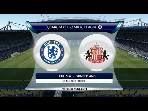 FIFA 16 - Chelsea vs. Sunderland @ Stamford Bridge