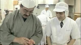 Японская кухня. Приготовление пирожных.