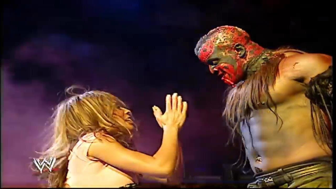 Download Boogeyman Almost Kill  Kristal & The Miz Vs Layla & Vito 2006 720p HD Full Match