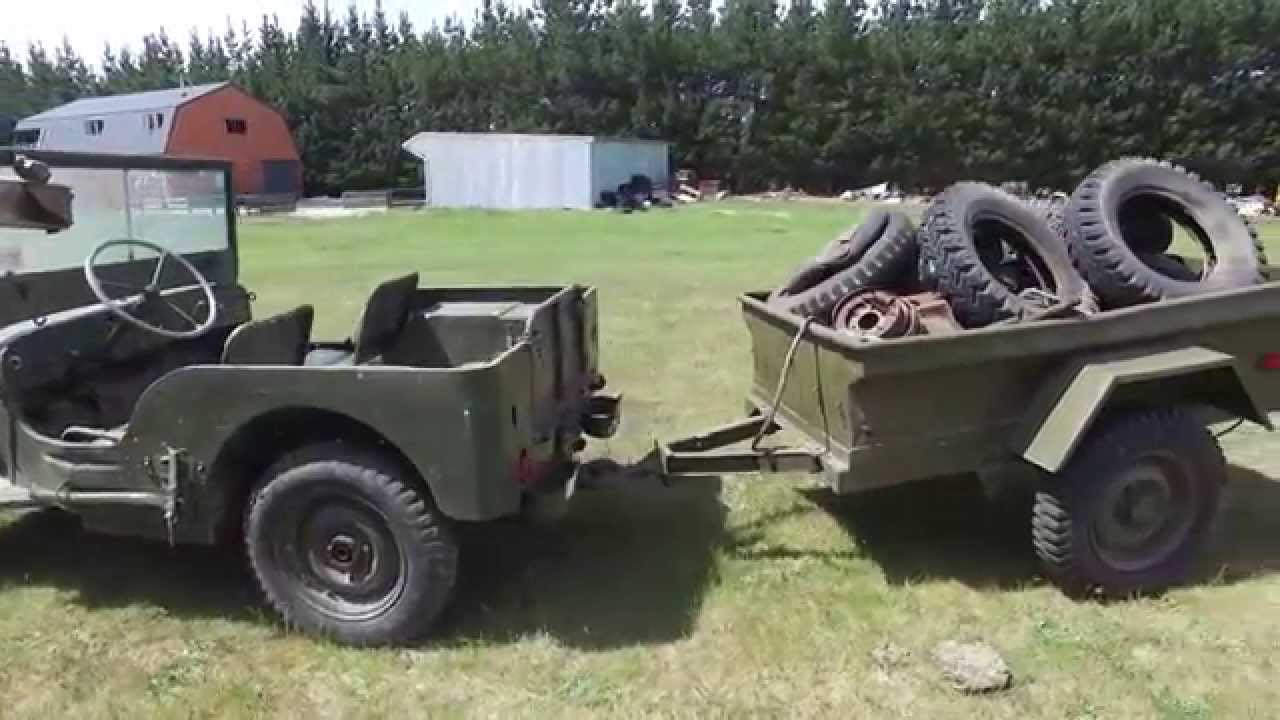 42 willys jeep for sale youtube. Black Bedroom Furniture Sets. Home Design Ideas