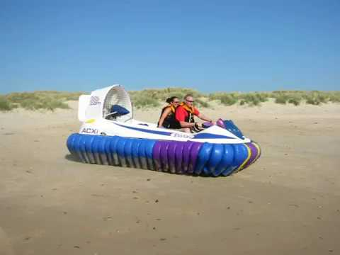 Small Hovercraft : Hov Pod Hovercrafts
