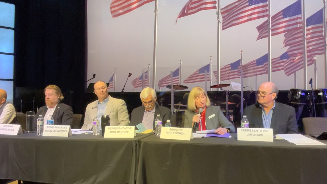 Idaho and the Federal Government - May Town Hall