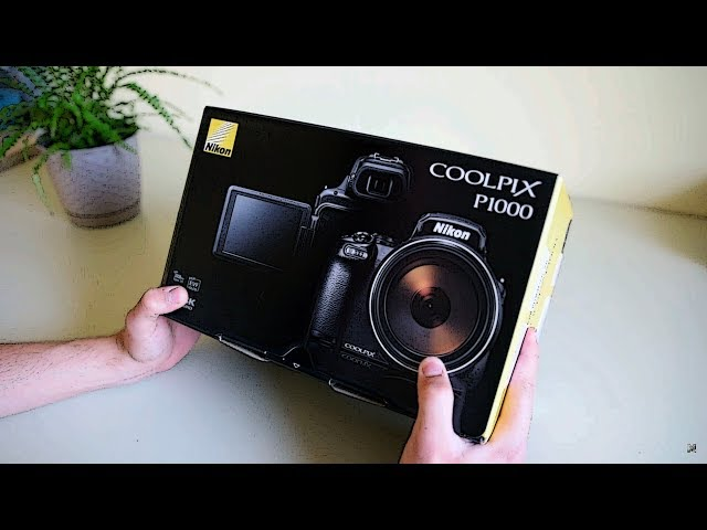 ????Nikon Coolpix P1000 Unboxing | New Superzoom King
