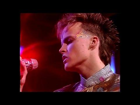 Hubert Kah - Wenn der Mond die Sonne berührt (ZDF-Hitparade 1984)