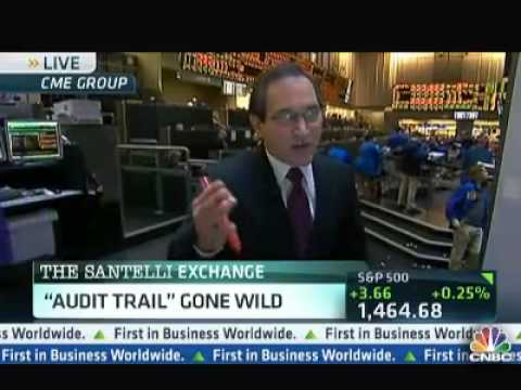 Illinois Government Wants Gold Registration - CNBC's The Santelli Exchange 1/11/2013